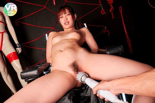 美谷朱里のVR動画1位「超キメセクVR【劇薬パワーアップ野獣セックス】」