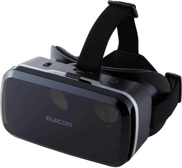 2位.VRゴーグル/DMM_VR動画スターターセット