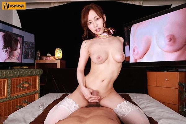 篠田ゆうのVR動画4位「超極上!スローなチ○ポ責めエステ 篠田ゆう」