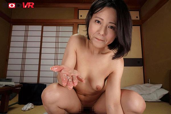 元気も性欲も満たせてくれる熟女訪問サービス 介護VR 綾瀬麻衣子
